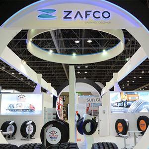 ZAFCO Booth Display