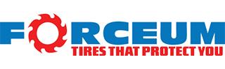 Forceum Tires Logo