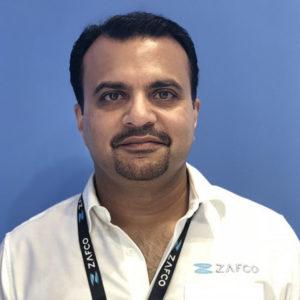Zafar Hussain Headshot