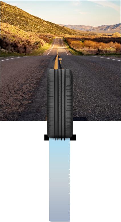 ZEETEX HP1000 on mountain road